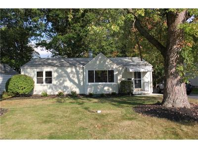 Canfield Single Family Home For Sale: 451 Fairview Ave