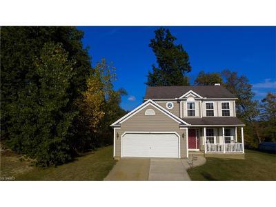 Ravenna Single Family Home For Sale: 837 Collins Pond Dr