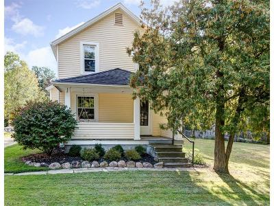Chagrin Falls Single Family Home For Sale: 7271 Chagrin Rd
