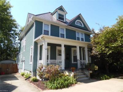 Marietta Single Family Home For Sale: 511 Front St
