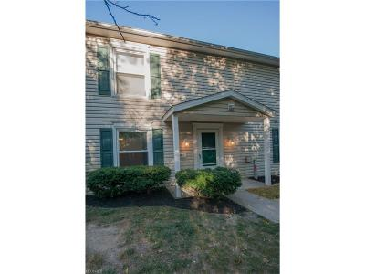 Medina Single Family Home For Sale: 121 Ivy Hill Ln #C-7