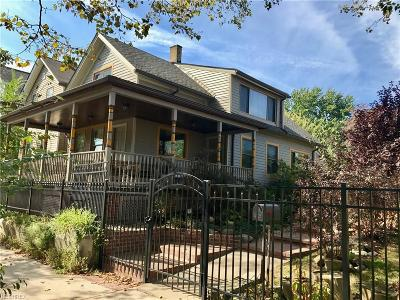 Cleveland Single Family Home For Sale: 2124 West 41st St