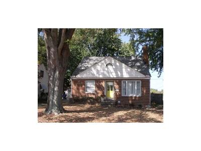 Fairview Park Single Family Home For Sale: 22190 Westwood Rd