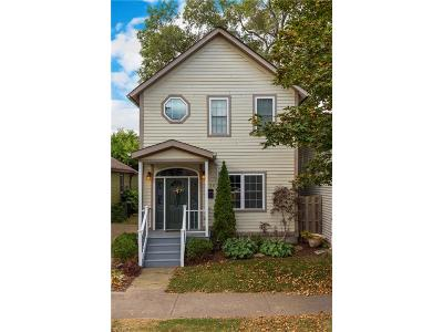 Single Family Home For Sale: 1730 Randall