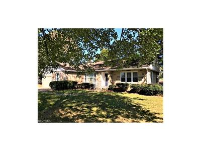 Zanesville Single Family Home For Sale: 3119 Arrow Point Dr