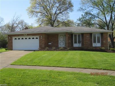 Seven Hills Single Family Home For Sale: 1850 Applewood Dr