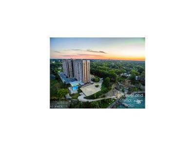 Bay Village, Cleveland, Lakewood, Rocky River, Avon Lake Condo/Townhouse For Sale: 12900 Lake Ave #PH19