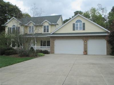 Muskingum County Single Family Home For Sale: 5075 Pine Valley Dr