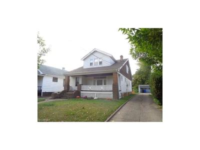 Cleveland Single Family Home For Sale: 11501 Thrush Ave