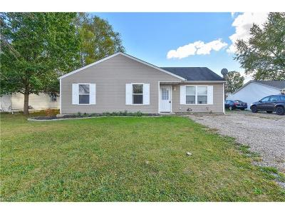 Windham Single Family Home For Sale: 9912 Green Dr