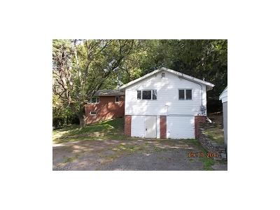 Mantua Single Family Home For Sale: 9959 State Route 44