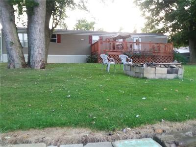 Zanesville Single Family Home For Sale: 2440 1/2 Boat Dock Rd