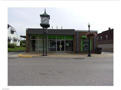 Muskingum County Commercial For Sale: 27 East Main St