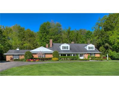 Gates Mills Single Family Home For Sale: 36350 Dorchester