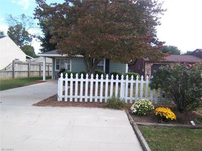 Vienna Single Family Home For Sale: 4900 6th Ave