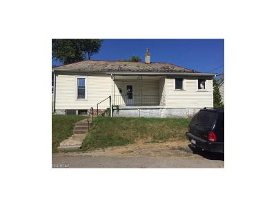 Zanesville Single Family Home For Sale: 1015 Grace Ave