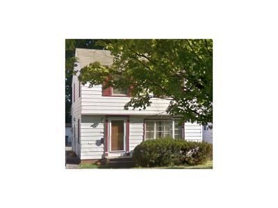 South Euclid Single Family Home For Sale: 4241 Bayard Rd