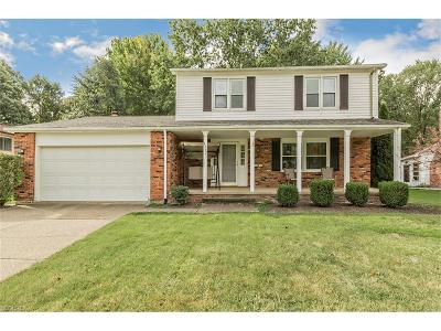 Mentor Single Family Home For Sale: 8762 Norwood Dr