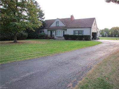 Cleveland Single Family Home For Sale: 2556 Som Center Rd