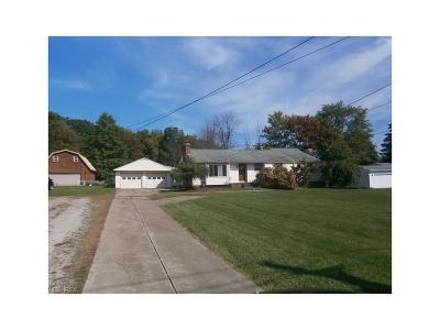 Willoughby Single Family Home For Sale: 8579 Billings Rd