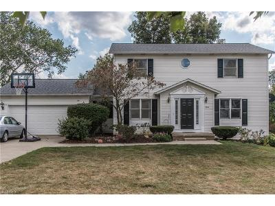 Twinsburg Single Family Home For Sale: 2254 Sandalwood Dr