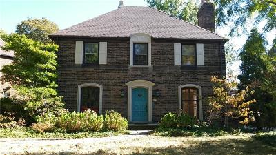 Shaker Heights Single Family Home For Sale: 3379 Chalfant Rd