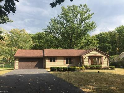 Poland Single Family Home For Sale: 8811 Woodland Dr