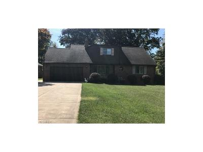 Rocky River Single Family Home For Sale: 22341 Hilliard Blvd