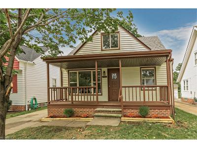 Willowick Single Family Home For Sale: 29041 Barjode Rd