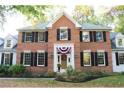 Geauga County Single Family Home For Sale: 16620 Jennifer Ln