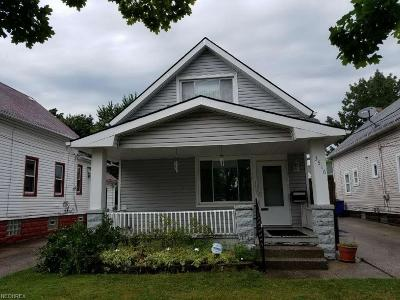Cleveland Single Family Home For Sale: 3516 Trowbridge Ave