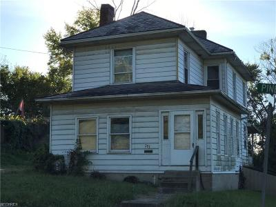 Zanesville Single Family Home For Sale: 201 Pine St
