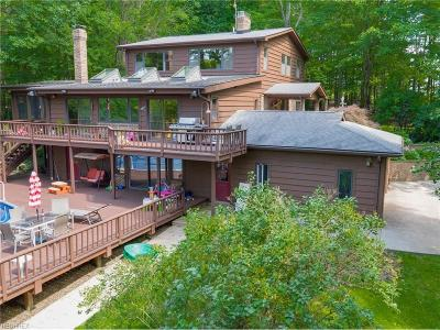 Geauga County Single Family Home For Sale: 11298 Franks Rd