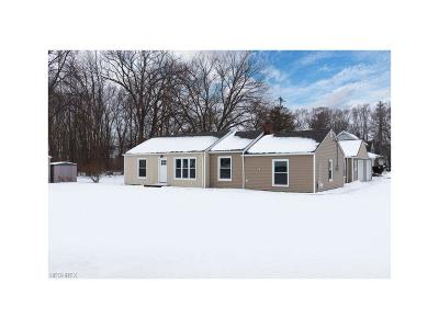 North Olmsted Single Family Home For Sale: 23162 Mastick Rd