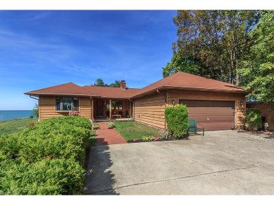Willowick Single Family Home For Sale: 32319 Lake Shore Blvd
