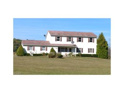 Mantua Multi Family Home For Sale: 5237 Streeter Rd
