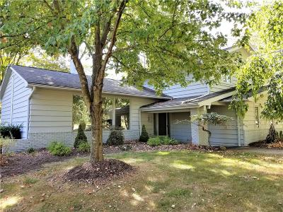 Pepper Pike Single Family Home For Sale: 29276 Bryce Rd
