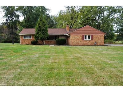 Orange Single Family Home For Sale: 4750 Lander Rd