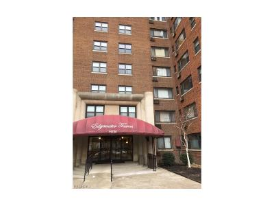 Condo/Townhouse Sold: 11720 Edgewater Dr #513