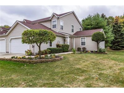 Madison Condo/Townhouse For Sale: 1620 Pheasant Ct #D