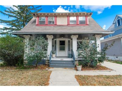 Lakewood Single Family Home For Sale: 1551 Grace Ave
