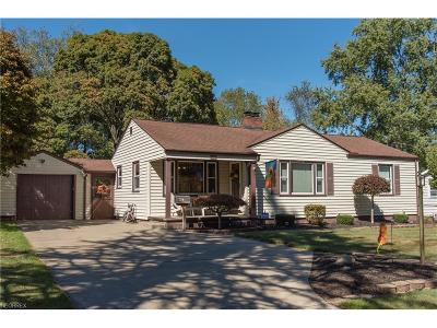 Struthers Single Family Home For Sale: 128 Hopewell Dr
