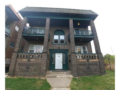 Cleveland Multi Family Home For Sale: 719 East 124th St