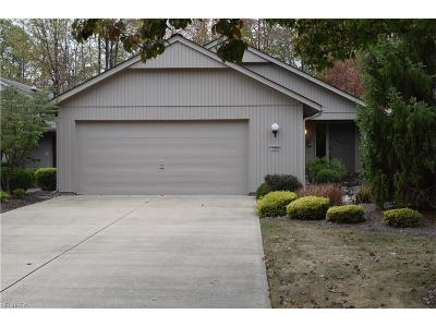 Strongsville Single Family Home For Sale: 12676 Ionia Ct