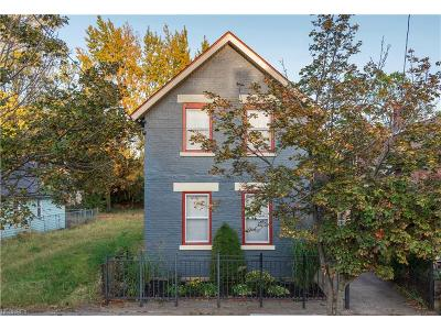 Single Family Home For Sale: 2065 West 44th St