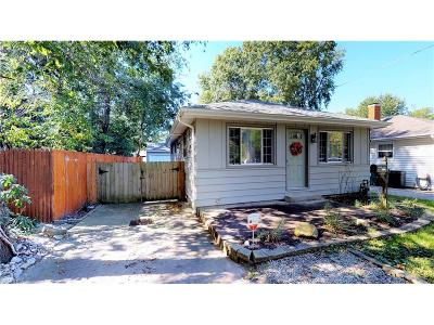 Willoughby Single Family Home For Sale: 718 Tioga Trl