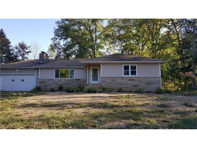 Perry Single Family Home For Sale: 4848 South Ridge Rd