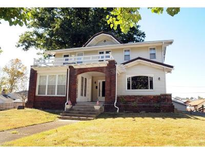 Guernsey County Single Family Home For Sale: 609 Clark St