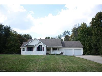 Single Family Home For Sale: 1311 Abbey Ln