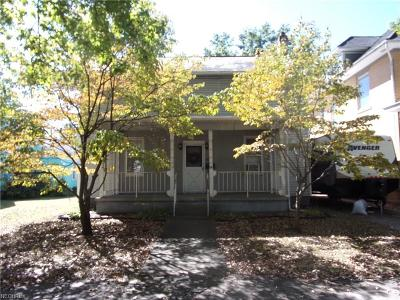 Marietta Single Family Home For Sale: 809 3rd St